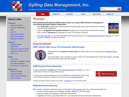 Gylling Data Management